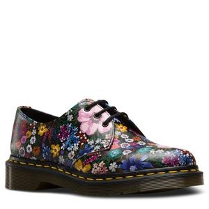 Dr Martens Women's 1461 3-Eye Shoe